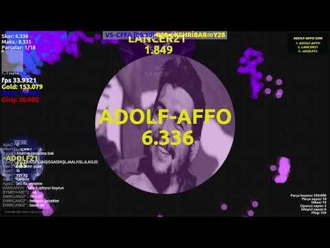 #AgarZ AFFO 02 BIRAKTI :)10 CFFA 1 FFA