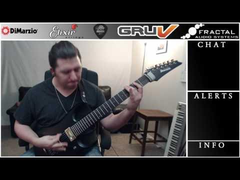 Kardashev - Full Discography Guitar Stream!