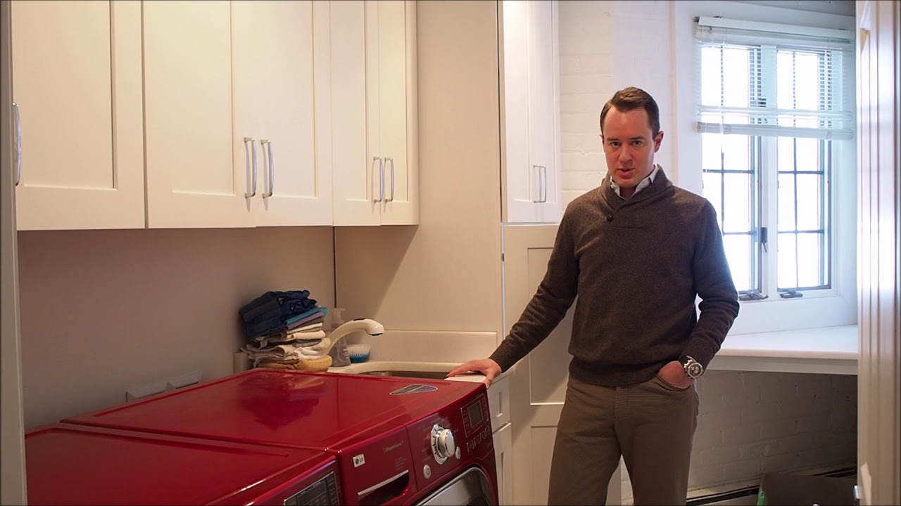 Asa Cabinets Michigan Testimonial Video Laundry Room And