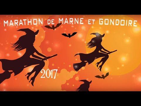 MARATHON de MARNE et GONDOIRE Premiére Images 2017