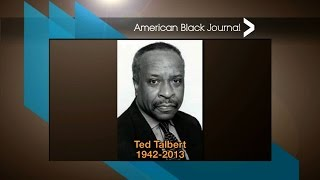 Ted Talbert Black Film Festival Scholarships | American Black Journal Clip