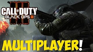 MULTIPLAYER DI BO3!!! (BO2 Gameplay w/Quadfeed)