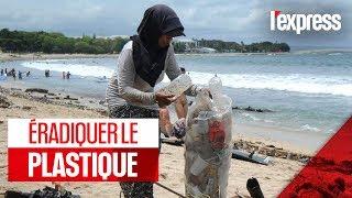 Bali : la guerre au plastique est déclarée