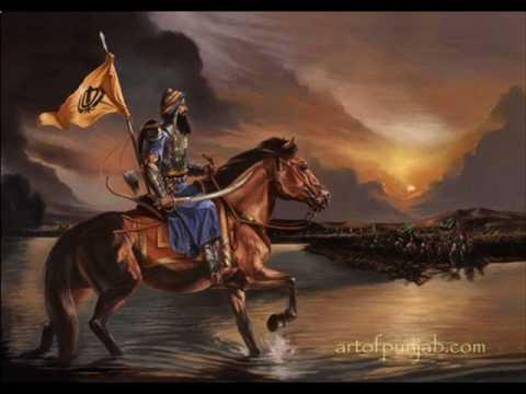 Sikh Animated Wallpaper Battle Of Chamkaur Youtube