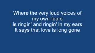 Ellie Goulding Nobodies Crying- Lyrics