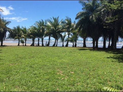 Panama Pacific Ocean Land for Sale