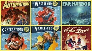 Streaming Fallout 4 DLC Far Harbor Ruta Segura - Rito De Paso - Invertir La Niebla HD Español