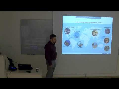 Dr. David Weinstein, Interuniversity Institute for Marine Sciences, Eilat