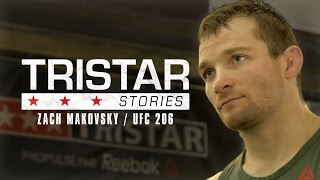 Zach Makovsky's Journey to UFC 206 | Preview Episode | Tristar Stories in 4K