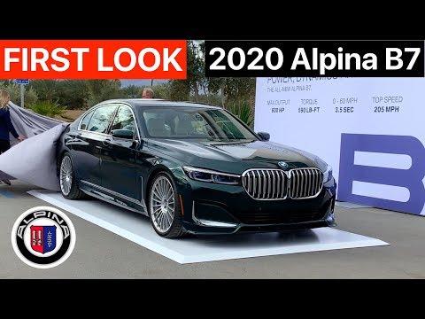 2020 Alpina B7 FIRST LOOK