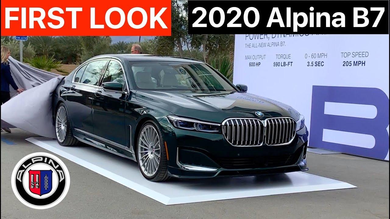 2020 Alpina B7 First Look No Talking