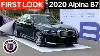 2020 Alpina B7 FIRST LOOK