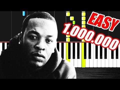 Dr Dre  Still DRE ft Snoop DoggPiano tutorials