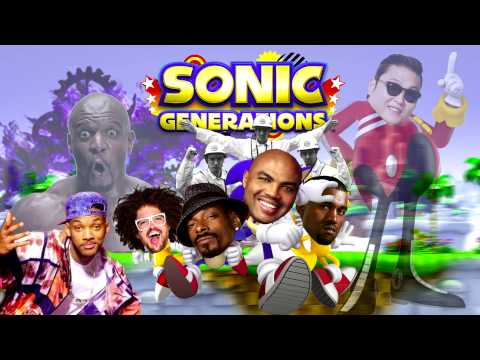 Everybody's Rooftop Run (Sega vs. Quad City DJs vs. LMFAO vs. Nickelodeon vs. Beastie Boys...