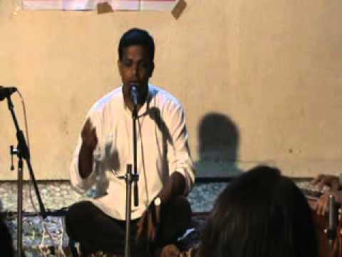 Shailendra's song ya janmavar ya jaganyavar - arun date