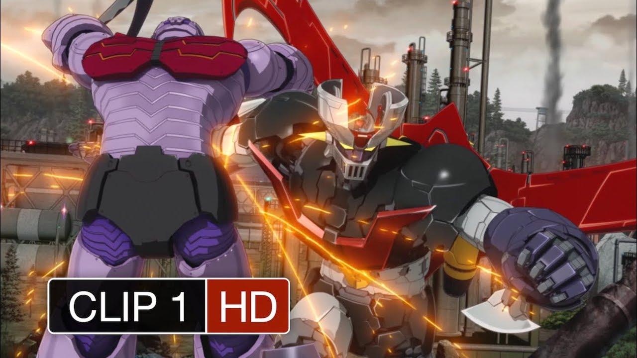 Mazinga Z Infinity Mazinga Z In Azione Clip Dal Film