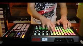 "Daft Punk ""One More Time"" Carl Rag Remix (APC 40, Maschine)"