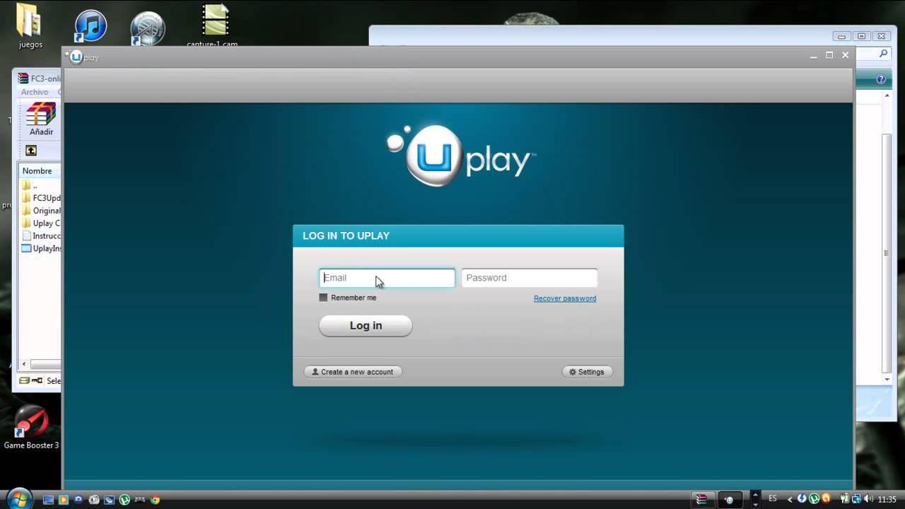 Seguir Jugando Online Far Cry 3soluci�n Uplay Actualizaci�n