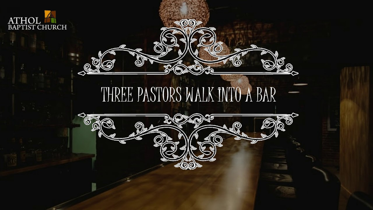 "Three Pastors Walk into a Bar Episode 3 ""Human Trafficking and the 611 Network"""