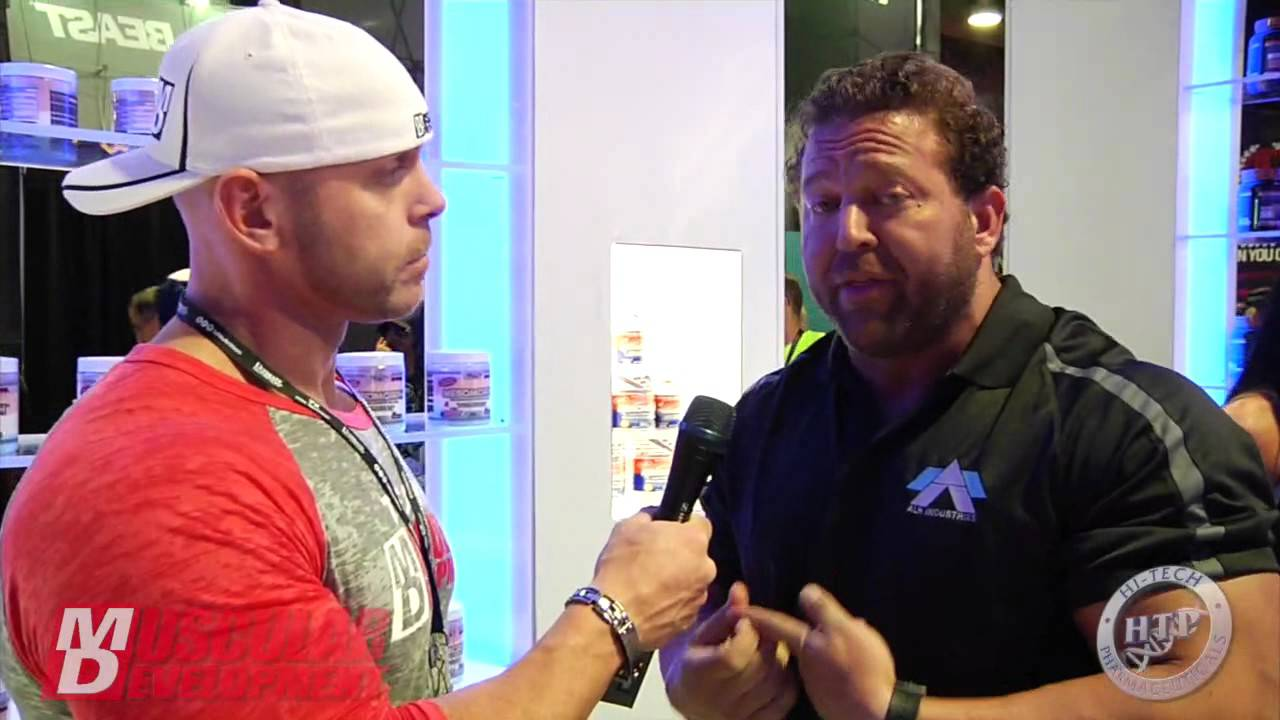 Hi Tech Pharmaceuticals Interview | Mr  Olympia 2016
