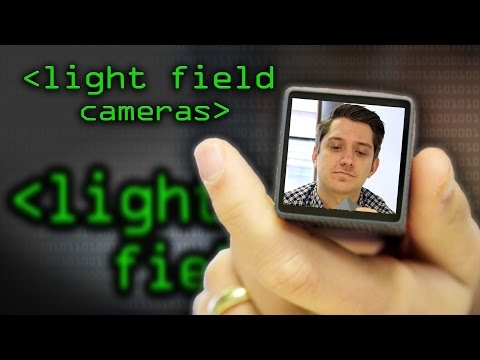 The Science Behind Light Field Photography