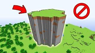 Minecraft - 5 Estructuras que Fueron Eliminadas para SIEMPRE de Minecraft