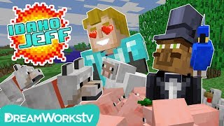 Pick a Pet in Minecraft | IDAHO JEFF