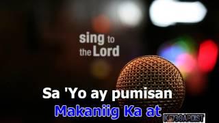Banal Mong Tahanan (Karaoke Instrumental)