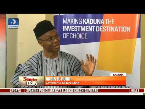 Kaduna State Is Safe For Business -- El-Rufai