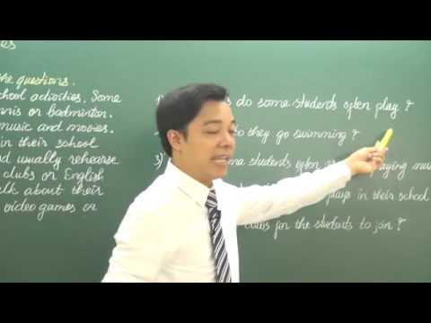 Ôn luyện cơ bản – Tiếng anh lớp 7 – Thầy Nguyễn Danh Chiến – HOCMAI