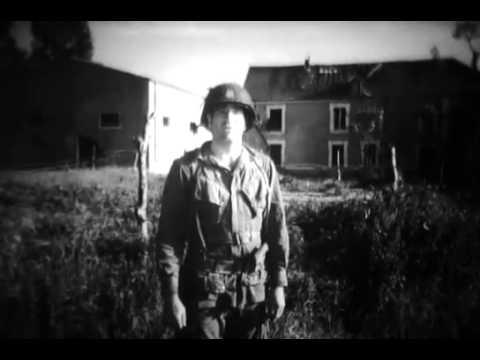 Lieutenant-Colonel Robert G. Cole - Carentan - 24/06/1944 - 1/2 - DDay-Overlord