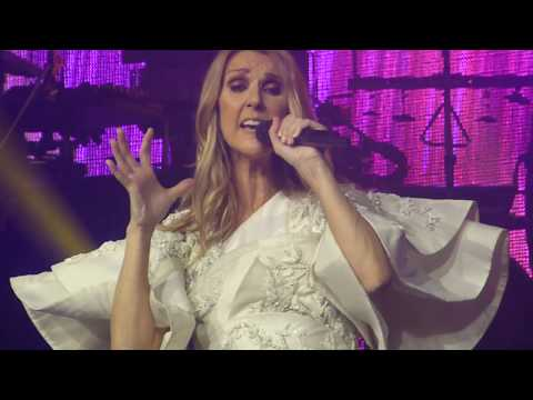 Celine Dion - The Colour Of My Love - Live At Leeds Arena - Sun 25th June 2017