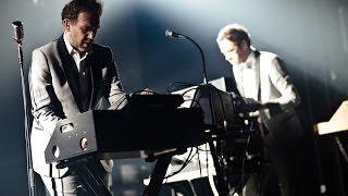 Soulwax - Robot Rock / Phantom Pt. II (Live)