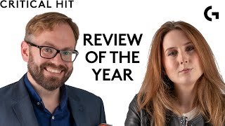 Logitech G YouTube Review of the Year 2019