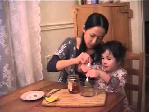 Home Cure for Commom Cold using Honey Ginger and Cinnamon Lemon
