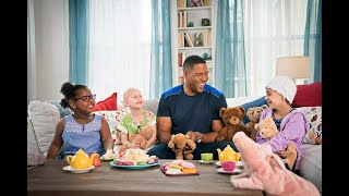 Join Michael Strahan this holiday season to help kids fight cancer
