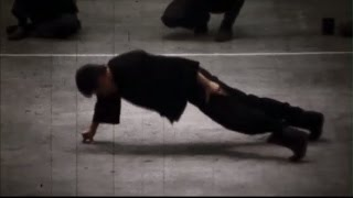 Bruce Lee Finger Pushup in MMA/BodyBuilding training