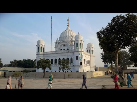 2016.11.10 Gurdwara Shri Kartarpur Sahib Narowal Pakistan