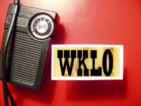 """Louisville radio  WKLO -  PAMS Series 32,  """"Swiszle"""""""