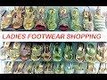 Footwear Shopping delhi   biggest market   must watch   ladies Sandals   Fancy footwear   shopping  