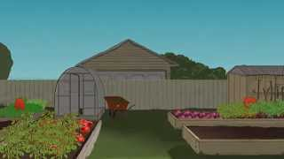 How To Grow An Organic Vegetable Garden: Episode 1: Planning