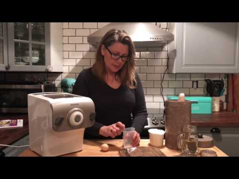 Philips Pasta Maker Blogger Review
