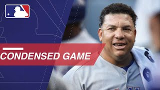 Condensed Game: TEX@KC - 6/18/18