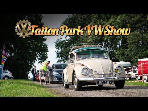 Volkswagen North West - Tatton Park 2019