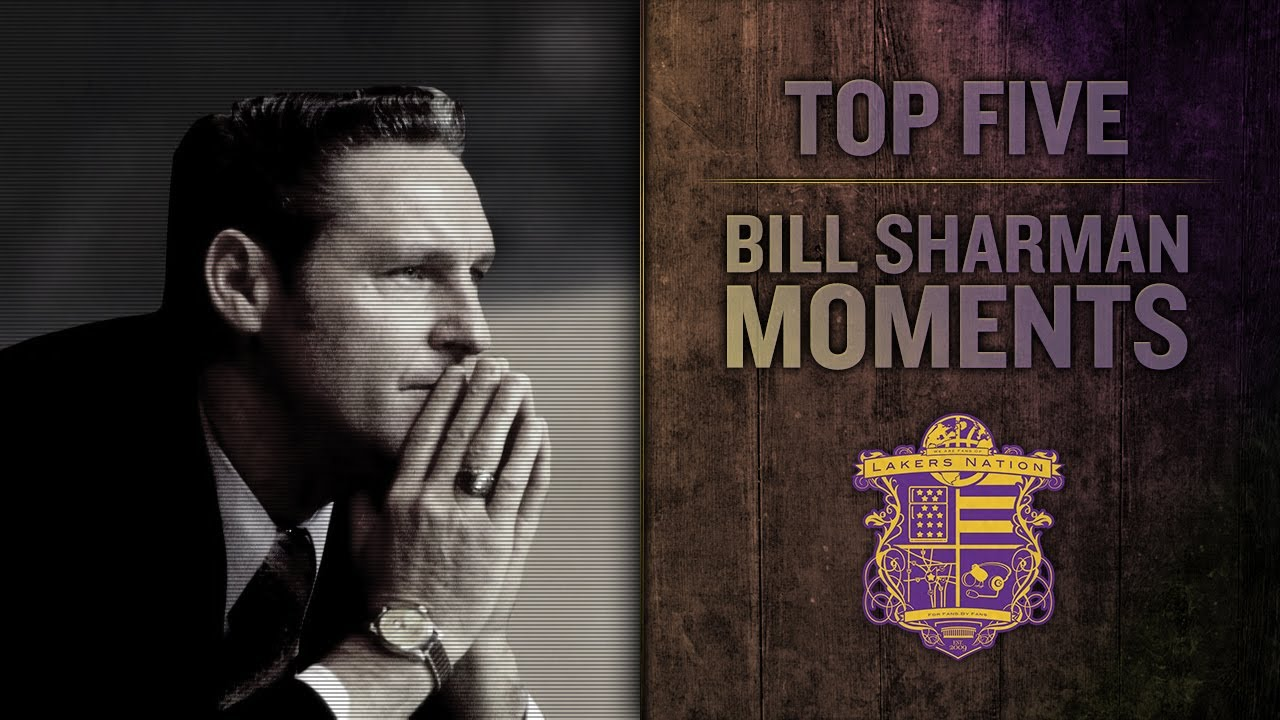Lakers Nation Best Top 5 Bill Sharman Lakers Moments