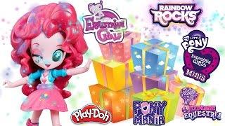 Мой маленький пони обзор на 8 игрушек my little pony и Equestria Girls первый взгляд #mlp #EG