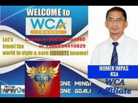 WCA travel & Tours Presentation