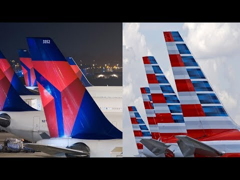 American Airlines vs Delta Airlines