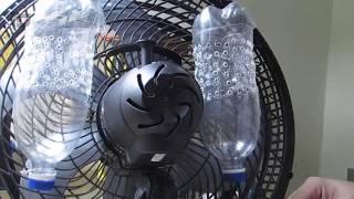 Ar Condicionado Caseiro Com Garrafa Pet