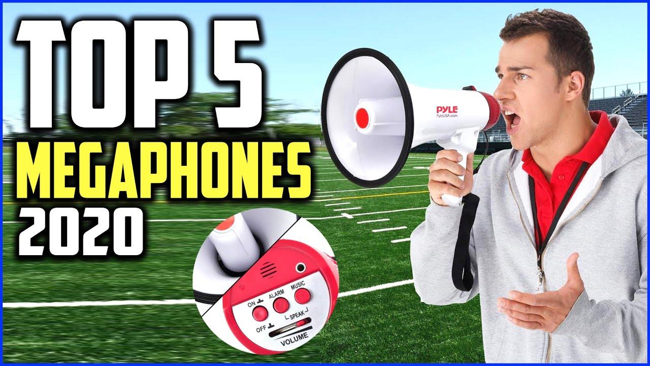 Download Top 5 Best Megaphones in 2020 Reviews